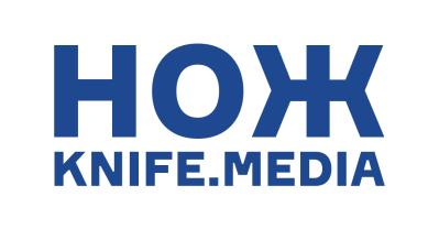 Картинки по запросу knife.media логотип